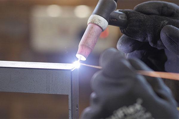Argon Welding Training Course (TIG)