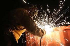 Comprehensive welding course
