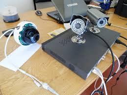 دوره آموزش دوربین مدار بسته (تعمیر و نصب دوربین مدار بسته)