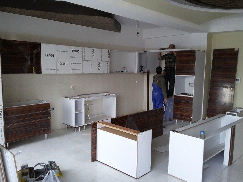 دوره آموزشی نصب و ساخت کابینت