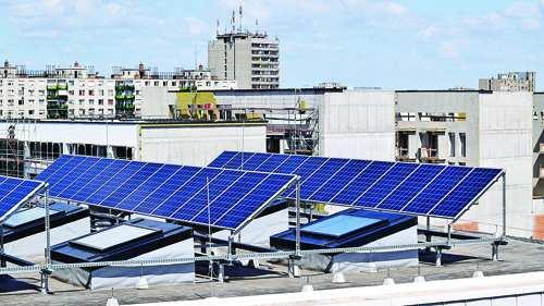 برق ساختمان و انرژی خورشیدی