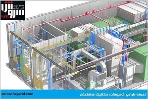 تاسیسات ساختمان چیست؟